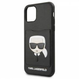 Karl Lagerfeld CardSlot pro Apple iPhone 11 Pro Max (KLHCN65CSKCBK)