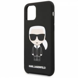 Karl Lagerfeld Iconic na Apple iPhone 11 Pro (KLHCN58SLFKBK)