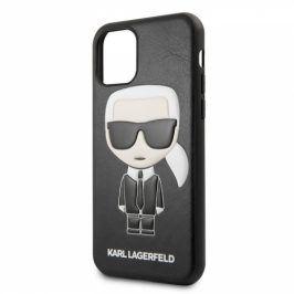 Karl Lagerfeld Embossed pro Apple iPhone 11 Pro Max (KLHCN65IKPUBK)