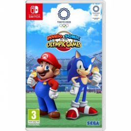 Nintendo Mario & Sonic at the Tokyo Olympic Games 2020 (NSS433)