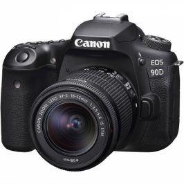 Canon 90D + 18-55 IS STM