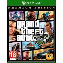 RockStar Grand Theft Auto V - Premium Edition (5026555359993)