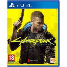 CD Projekt PlayStation 4 Cyberpunk 2077