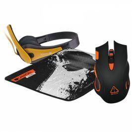 Canyon Corax + podložka + headset (CANYONHERNIBUNDLE)