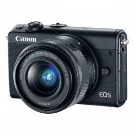 Canon M100 + M 15-45 IS STM + IRISTA (2209C096)