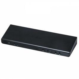 i-tec USB 3.0 / USB-C / Thunderbolt 3 Dual Display + Power Adapter 100W (CADUAL4KDOCKPD)