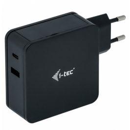 i-tec 60W, USB-C, 1,8m, + USB-A 12W (CHARGER-C60WPLUS)