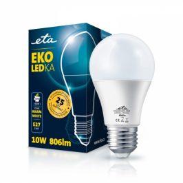 ETA EKO LEDka klasik 10W, E27, teplá bílá (A60W10WW)