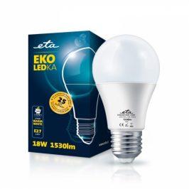 ETA EKO LEDka klasik 18W, E27, teplá bílá (A65W18WW)
