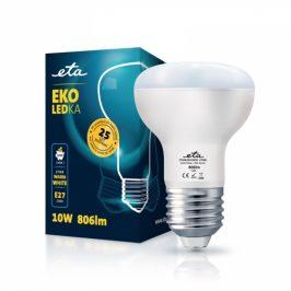 ETA EKO LEDka reflektor 10W, E27, teplá bílá (R63W10WW)