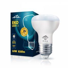 ETA EKO LEDka reflektor 10W, E27, neutrální bílá (R63W10NW)