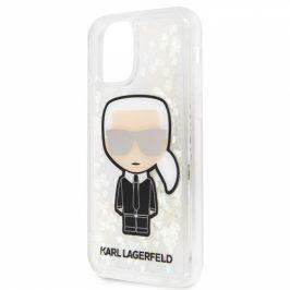 Karl Lagerfeld Glitter Iridescente na Apple iPhone 11 Pro Max (KLHCN65LGIRKL)