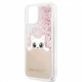 Karl Lagerfeld Glitter Peek and Boo na Apple iPhone 11 Pro (KLHCN58PABGNU)