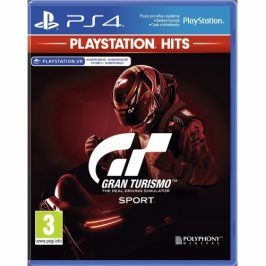 Sony Gran Turismo Sport PS HITS (PS719965404)