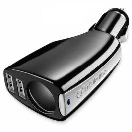 CellularLine CL, 2 x USB (TRIPLEPOWER)