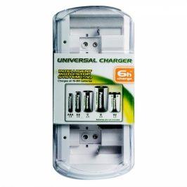 Panasonic BQ-CC15 Universal pro 1-4 články AA/AAA/C/D nebo 1-2 články 9V (BQ-CC15E/1B)