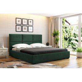 Čalouněná postel Storione 160x200 vč.roštu a úp, bez matrace