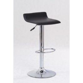 Barová židle H1 (černá)
