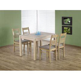 Jídelní stůl Maurycy (dub sonoma)