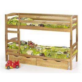 Patrová postel Sam (olše)