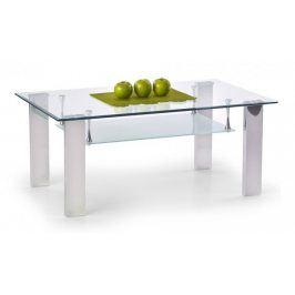 Konferenční stolek Brisa H (sklo)