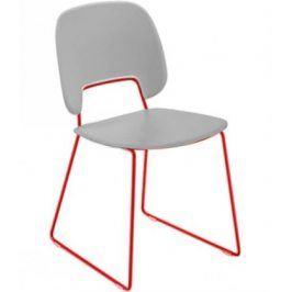 Jídelní židle Traffic-t bílá