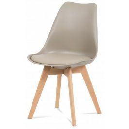 Jídelní židle Lina béžová