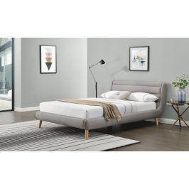 Čalouněná postel Elanda 160x200, vč. roštu, bez matrace a úp