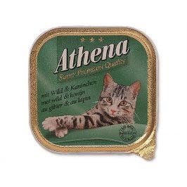 Paštika SATURN ATHENA - divočina a králík 100g