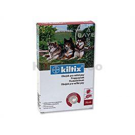 KILTIX antiparazitní obojek 70cm