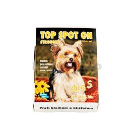 TOP Spot-on Dog (S) 1x1ml (pro psy do 15kg)