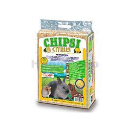 JRS CHIPSI hoblinová podestýlka citrus 60l