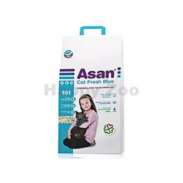 Podestýlka ASAN Cat Fresh Blue 10l
