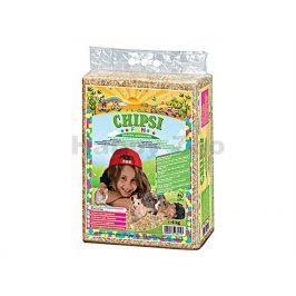 JRS CHIPSI Fun hoblinová podestýlka s barevnými papírovými vločk