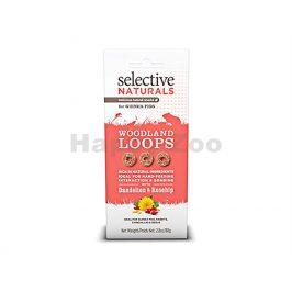 SUPREME Selective Snack Naturals Woodland Loops 60g