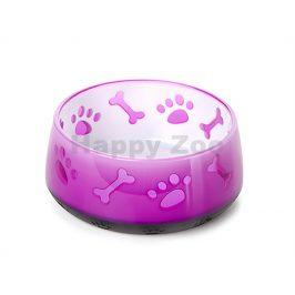 Plastová miska AFP pro psy - fialová 300ml