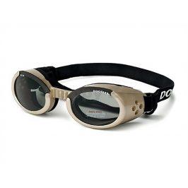 Sluneční a ochranné brýle pro psy DOGGLES ILS Chrome (XS)
