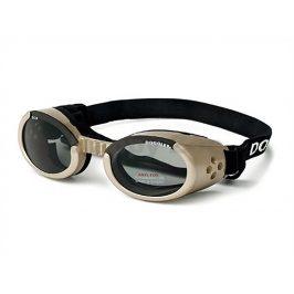 Sluneční a ochranné brýle pro psy DOGGLES ILS Chrome (S)
