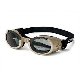 Sluneční a ochranné brýle pro psy DOGGLES ILS Chrome (M)