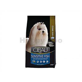 CIBAU Adult Mini Sensitive Fish & Rice 2,5kg