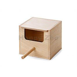 Hnízdící budka JK LUX č. 1 (12x11x11,5cm)