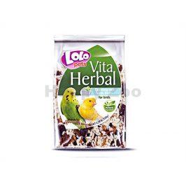 LOLO Vita Herbal instantní rýže s ovocem pro ptáky 130g