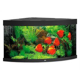 Akvarijní set JUWEL Trigon LED 350 černý (350l) 123x87x65cm