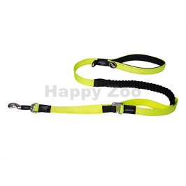 Vodítko ROGZ Control Lead HLOC 16 Long H-Yellow (XL) 2,5x120cm