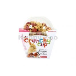 ZOLUX Crunchy Cup mrkev a řepa 130g