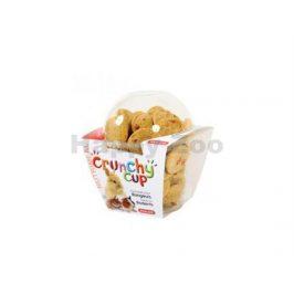 ZOLUX Crunchy Cup mrkev 200g