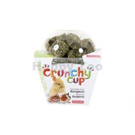 ZOLUX Crunchy Cup vojtěška a mrkev 200g