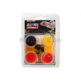 Krmivo REPTI PLANET Jelly Pots Mixed (8ks) (s vitamínem A + C)