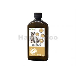DROMY Lněný olej 500ml