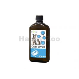 DROMY Cod Liver (olej z tresčích jater) 500ml